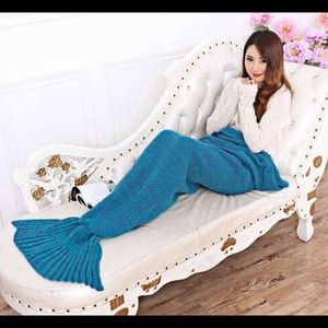 New mermaid blanket